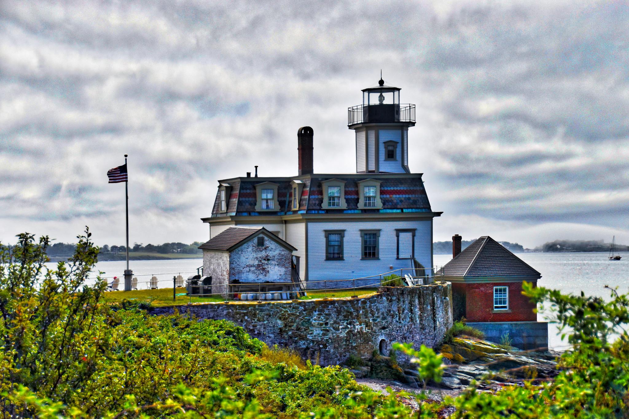 Rose Island Lighthouse