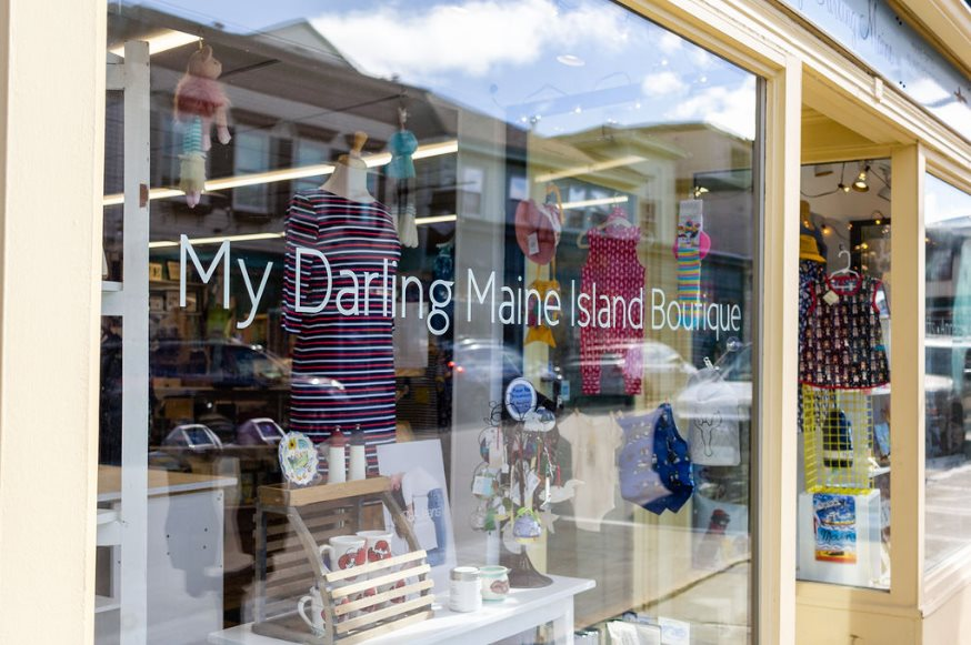 My Darling Maine Island Boutique