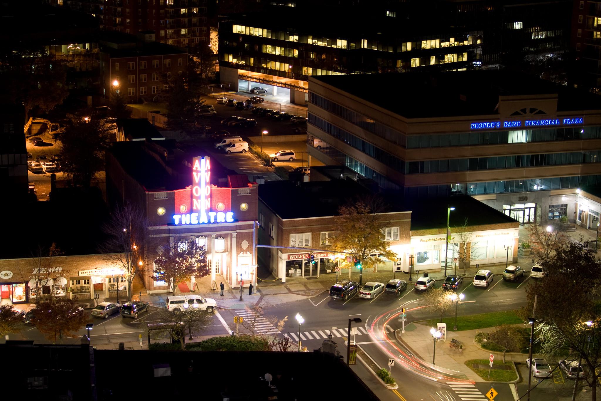 Avon Theatre Film Center